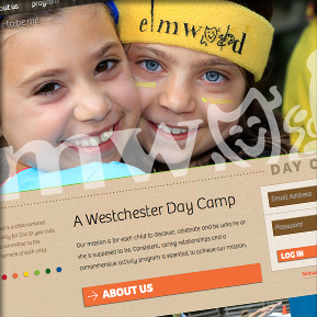 <h2><a href='http://www.elmwooddaycamp.com' target='_blank'>Elmwood Day Camp</a></h2><br/>Responsive Design, CampMinder Integration, HTML5, &amp; <a href='/typewriter'>Typewriter</a>